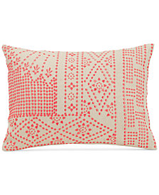 "Vera Bradley Cuban Tiles 14"" x 20"" Decorative Pillow"