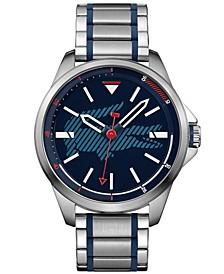 Men's Capbreton Stainless Steel Bracelet Watch 46mm