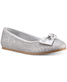 Nina Larabeth Bow Ballet Flats, Little Girls & Big Girls