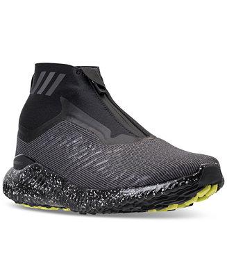 adidas Men's AlphaBounce 5.8 Zip Running Sneakers from
