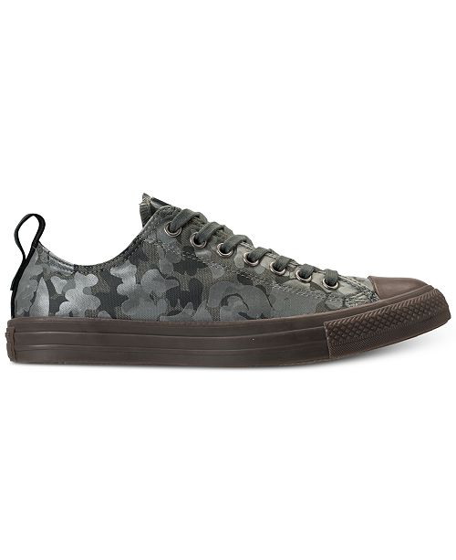 94ba7f670cb0e5 ... Converse Men s Chuck Taylor All Star Ox Camo Casual Sneakers from Finish  Line ...