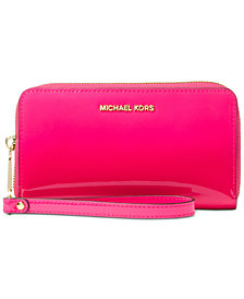 MICHAEL Michael Kors Large Flat Multi-Function Phone Wallet