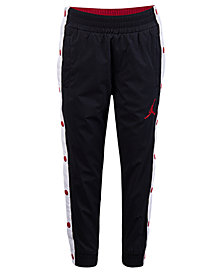 Jordan AJ 90's Snapaway Pants, Little Boys