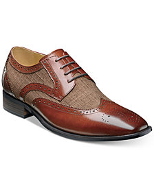 Stacy Adams Men's Kemper Wingtip Oxfords