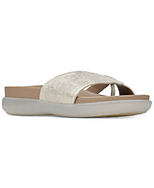 Donald J Pliner Hollie Slide Sandals