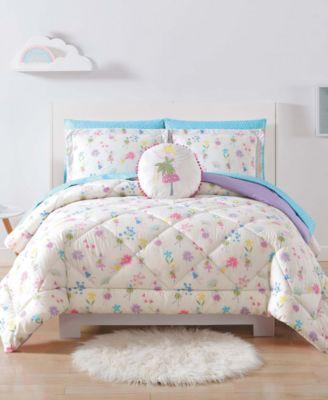 Laura Hart Kids Garden Fairies 40 Round Decorative Pillow Best Round Decorative Bed Pillows