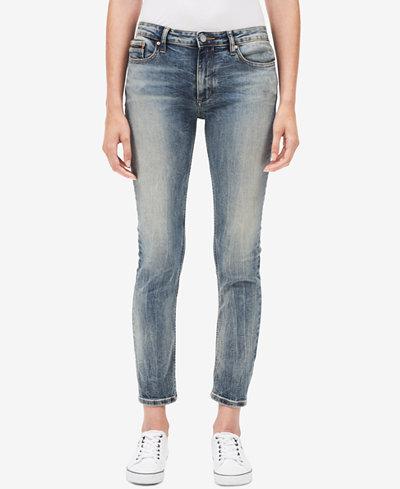 Calvin Klein Jeans Slim-Fit Boyfriend Jeans