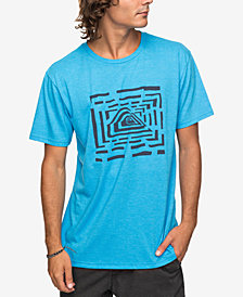 Quiksilver Men's Husky Lines Graphic-Print T-Shirt