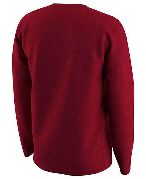 edcd4db74c3 Nike Men s Ohio State Buckeyes Basketball Legend Long Sleeve T-Shirt ...