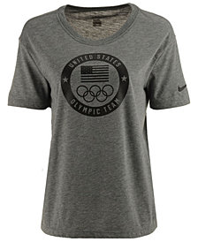 Nike Women's Olympic Logo T-Shirt