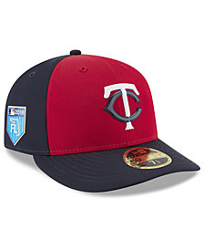 New Era Minnesota Twins Spring Training Pro Light Low Profile 59Fifty Fitted Cap