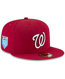 New Era Washington Nationals Spring Training Pro Light 59Fifty Fitted Cap