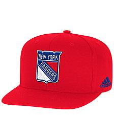 adidas New York Rangers Core Snapback Cap