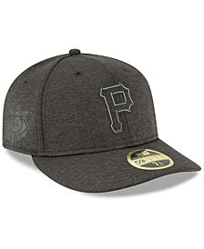 New Era Pittsburgh Pirates Clubhouse Low Crown 59Fifty Fitted Cap
