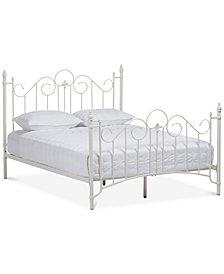 Scarlett Full Bed, Quick Ship