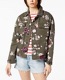 Levi's® Cotton Print Jacket