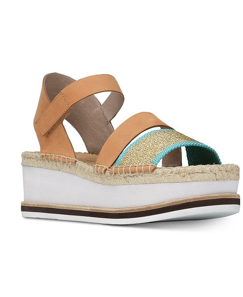 Donald Pliner Donald J. Pliner Anie Flatform Sandals Women's Shoes FEDdz