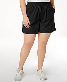Plus Size Sandy River™ Shorts