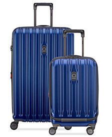 Delsey ConnecTech Hardside Luggage Collection