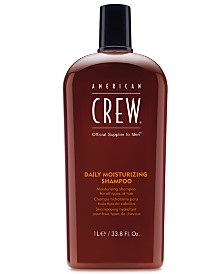 American Crew Daily Moisturizing Shampoo, 33.8-oz., from PUREBEAUTY Salon & Spa