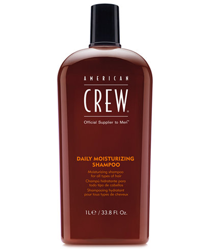 American Crew Daily Moisturizing Shampoo, 33.8-oz., from PUREBEAUTY Salon & Spa