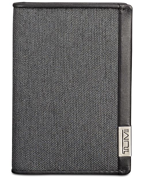 Tumi Men's Multi-Window Card Case