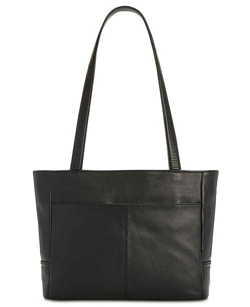 a2965149552f Giani Bernini Nappa Classic Leather Tote