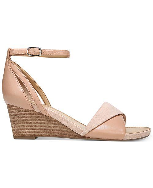 Deirdra Ankle Strap Wedge Sandals 6aXhG2
