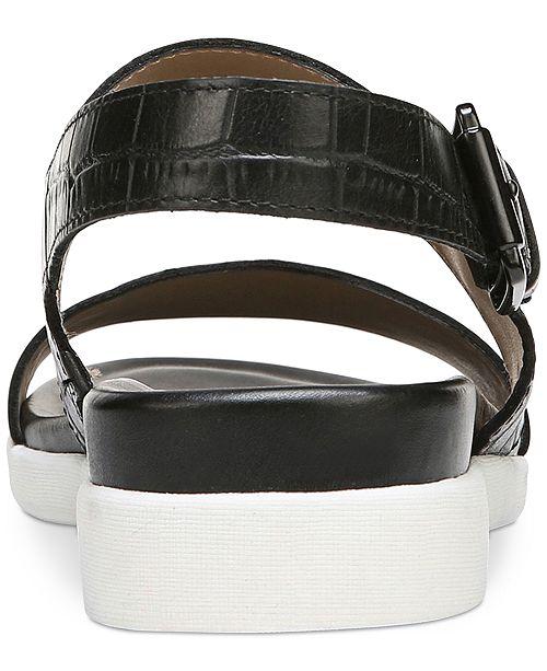 7b9033570149 Naturalizer Emory Sandals   Reviews - Sandals   Flip Flops - Shoes ...