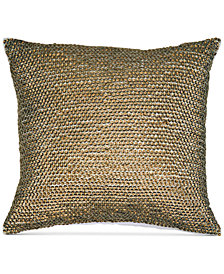 "Donna Karan Vapor 16"" x 16"" Decorative Pillow"