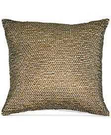 """Donna Karan Vapor 16"""" x 16"""" Decorative Pillow"""