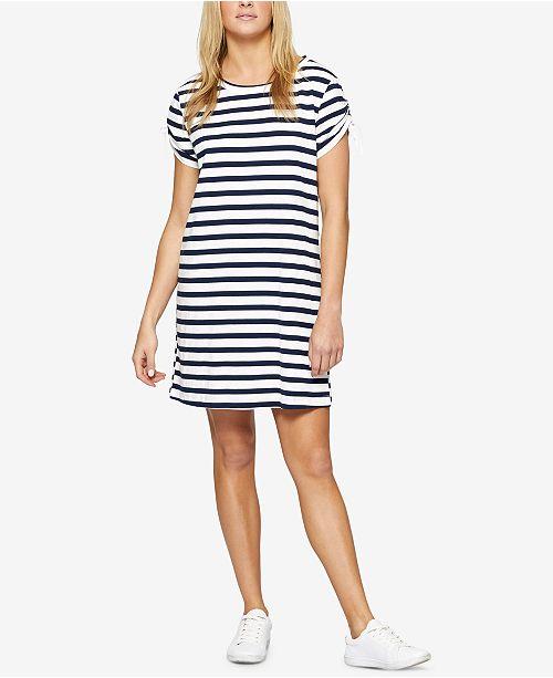 e30c941b7a6 Sanctuary Ojai Cotton Striped T-Shirt Dress   Reviews - Dresses ...