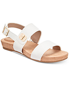 Giani Bernini Ramonaa Memory Foam Footbed Sandals, Created for Macy's