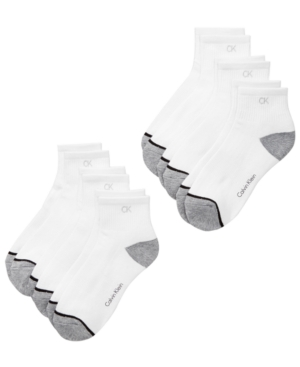 Calvin Klein 6Pk LowCut Socks Little Boys  Big Boys