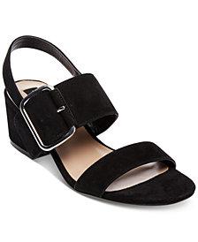 STEVEN by Steve Madden Fond Buckle Dress Sandals
