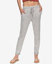 Roxy Juniors' Cozy Chill Soft Jogger Pants