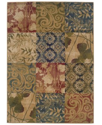 "CLOSEOUT! Area Rug, Yorkville 2422A 1'10"" x 7'3"" Runner Rug"