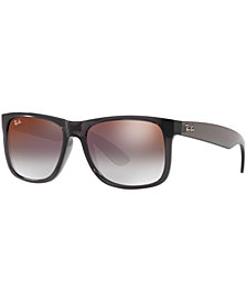 Ray-Ban Sunglasses, JUSTIN RB4165 54