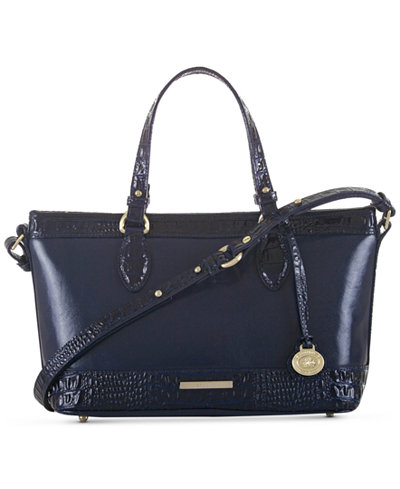 Brahmin Quincy Asher Small Satchel