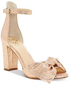 Vince Camuto Carrelen Knotted Dress Sandals