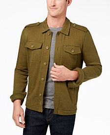 Tommy Hilfiger Denim Men's Ernie Utility Shirt Jacket