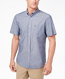 Men's Wainwright Custom-Fit Shirt, Created for Macy's