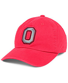 Top of the World Ohio State Buckeyes Crew Easy Adjustable Cap