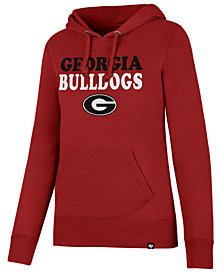 '47 Brand Women's Georgia Bulldogs Headline Hoodie