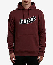 Volcom Men's Supply Stone Logo-Print Hoodie
