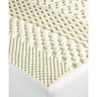 Deals on Martha Stewart 7-Zone Twin Memory Foam Mattress Topper