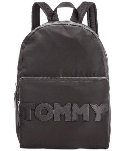 Tommy Hilfiger Medium Dome Backpack