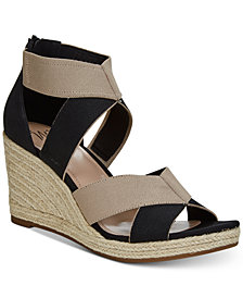 Impo Timber Platform Espadrille Wedge Sandals