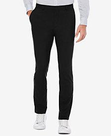 Perry Ellis Men's Portfolio Extra Slim-Fit Solid Tech Dress Pants