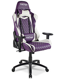 Techni Sport TS-52 Gaming Chair, Quick Ship